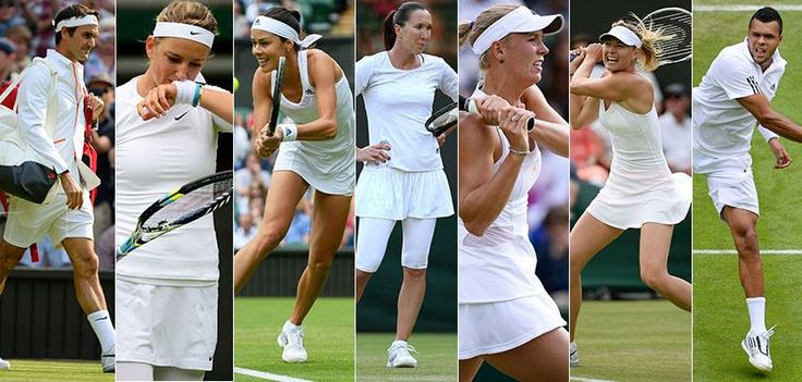 """On this Day 3 the """"Magnificent Seven"""" found being seeded a curse at Wimbledon. All out in the craziest day in the history of the tournament."""