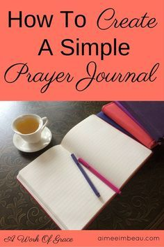 ✞❣ Do you love the idea of a prayer journal but not sure where to start? In this post, I explain how I do my prayer journal...and some tips to help you to fulfill your commitment to pray regularly.