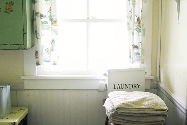 Laundry: Thoughts, Blog Posts, Real Estates, Camps Wandawega, Laundry Rooms, Camps Life, Wash Machine, Simple Cottage, Coldwel Banker