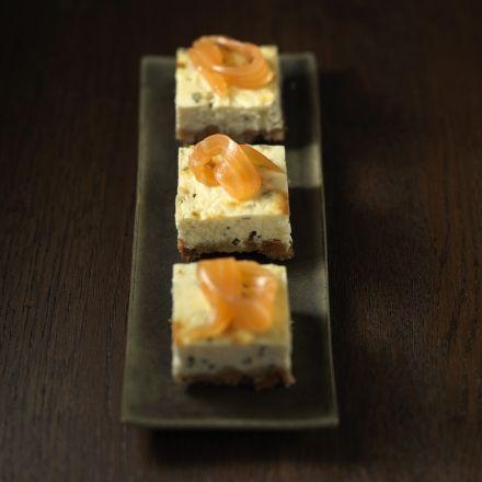 """Recette de Cheese cake* au saumon et aux Crackers Belin®   --- voir toutes les recette """" Thon ou saumon """" ici : http://www.pinterest.com/cdemulier/alorsthon-ou-saumon/"""