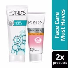 Pond's Acne Clear  Gifts & Value Sets Ponds Official Store - Buy Gifts & Value Sets Ponds Official Store at Best Price in the Philippines | www.lazada.com.ph