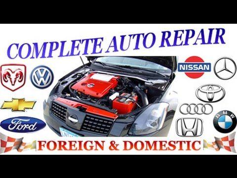 Richmond Hill Auto Repair (416) 779-2933