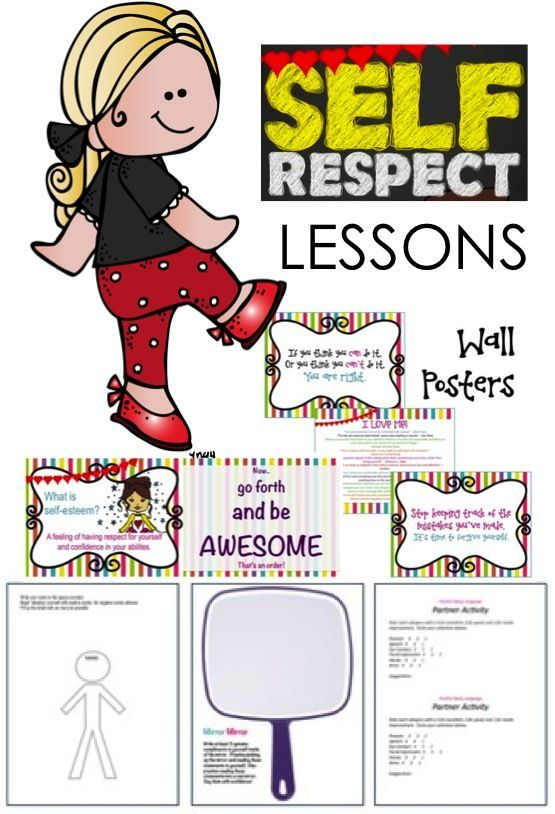 """respect group activities Great anti bullying activities and lesson plans as a group, students will read """"i am a good and caring person and deserve to be treated with respect."""