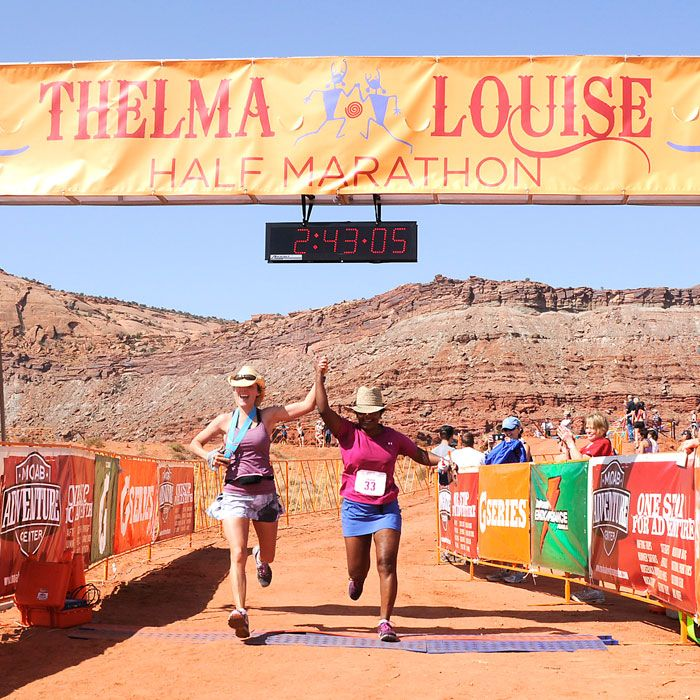 These running races geared toward women feature wine, flowers, jewelry, and other ladies'-only prizes, making them perfect for a girls' destination trip
