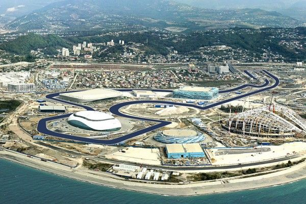 05/10/2014 - Sochi, Russia. One of the very earliest Grand Prix events was held at Sochi in the 1910's, but this track has never since been featured. On it's 100th anniversary, the track makes it's return to Formula One, making it one of the longest tracks on the calendar. #FormulaOne #F1 #Sochi #Russia