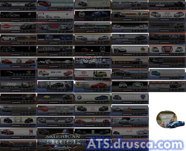 Automobile manufacturer pack by VGSKINS