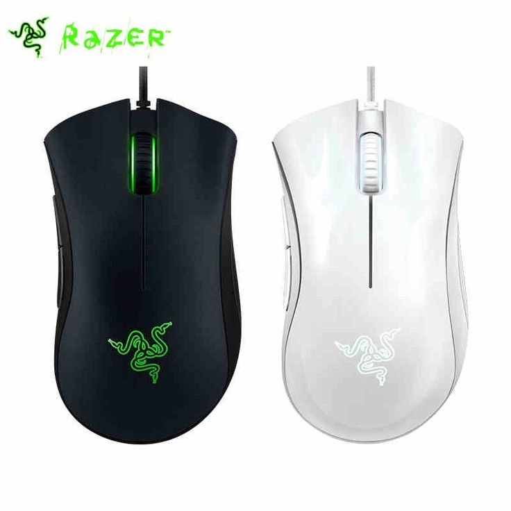Razer Deathadder 2000DPI Gaming Mouse LOL / CF USB Wired  #Now #Games #Console #Simple #Fast #Quick #Easy  #Accessories #Game #Computer #Gamer #Gaming #Awesome #Gadget #New