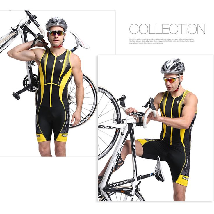 ==> [Free Shipping] Buy Best Professional Ironman Triathlon Suits Lycra Compression One-piece Jersey mtb bike suits Cycling Jerseys cycling clothing for man Online with LOWEST Price | 32821072912