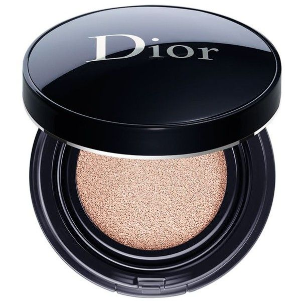 Diorskin Forever Perfect Cushion found on Polyvore featuring beauty products, makeup, face makeup, christian dior cosmetics, christian dior and christian dior makeup