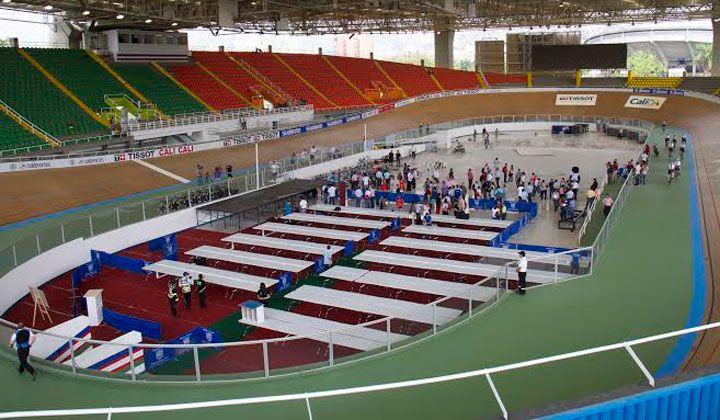 PISTA: Mundial de Pista 2014: El Velódromo caleño muestra...