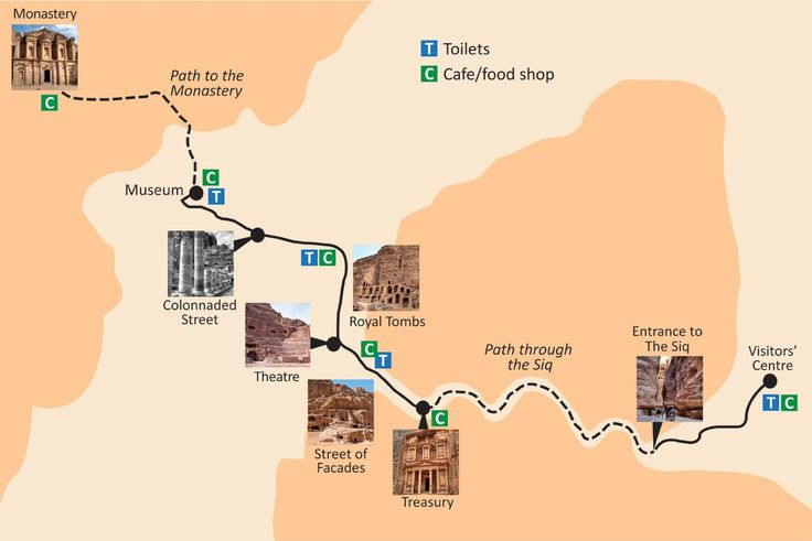 A first-timer's guide to Petra, Jordan – On the Luce travel blog