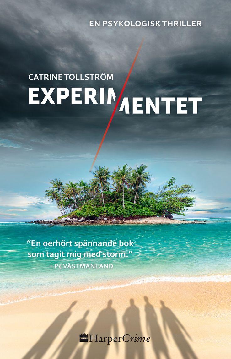 Svenska Catrine Tollström kombinerar spänning och beteendevetenskap i den psykologiska thrillern – Experimentet. http://bit.se/R7WE7K