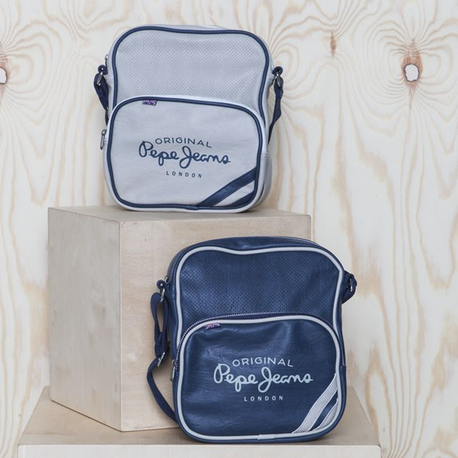 #butypl #ss15 #spring #summer #springsummer15 #newarrivals #newproduct #onlinestore #online #bags #pepejeans #grey #hicana #navy #torby #bag