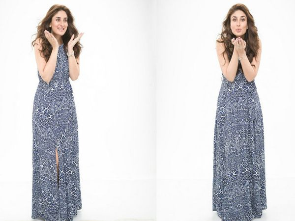 Kareena Kapoor Khan looks radiant and vivacious in these unseen photos from her pregnancy days