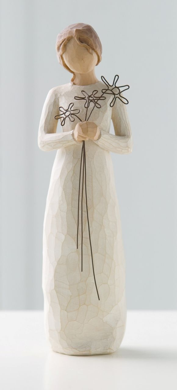 Willow Tree Statue. Grateful. I want this one!