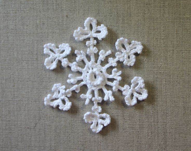 1000 Id Es Sur Le Th Me Flocons De Neige Au Crochet Sur Pinterest Flocons De Neige Crochet Et