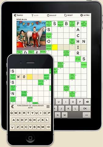 Jocurile pe telefon, cele de cultură generală sau integramele mențin creierul sănătos