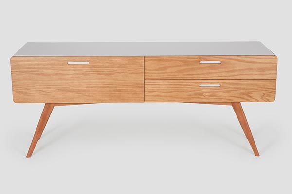 NOVA slim sideboard by Hugo Sigaud