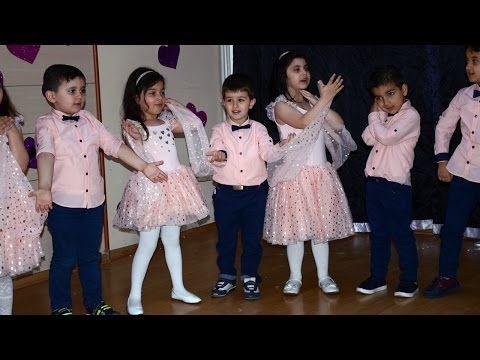 İzmir Koleji Okul Öncesi Anneler Günü - YouTube