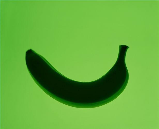 How to treat warts with a banana peel... haha