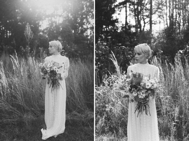 The Sisters | Flower Bride