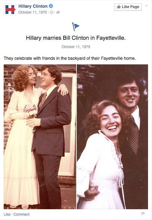 Hillary&Bill Clinton