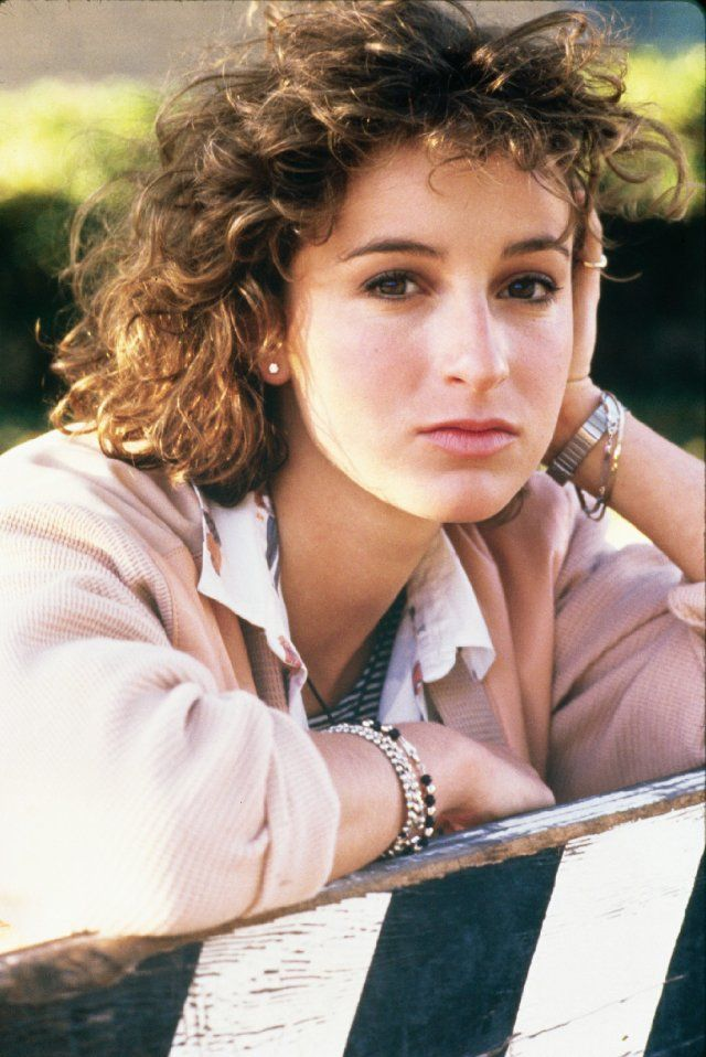 Jennifer Grey in Ferris Bueller's Day Off