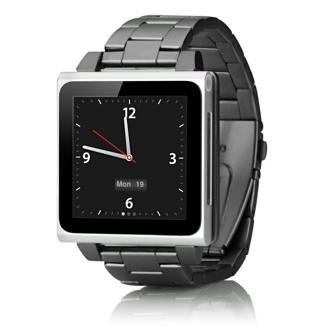 HEX Vision Metal Watchband per iPod nano (sesta generazione) - Apple Store (Italia)