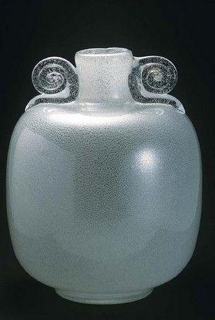 Emanuel Beránek , Pulegoso glass , 1941