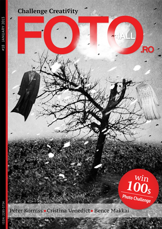 www.foto4all.ro | ISSIE NO.18 | cover