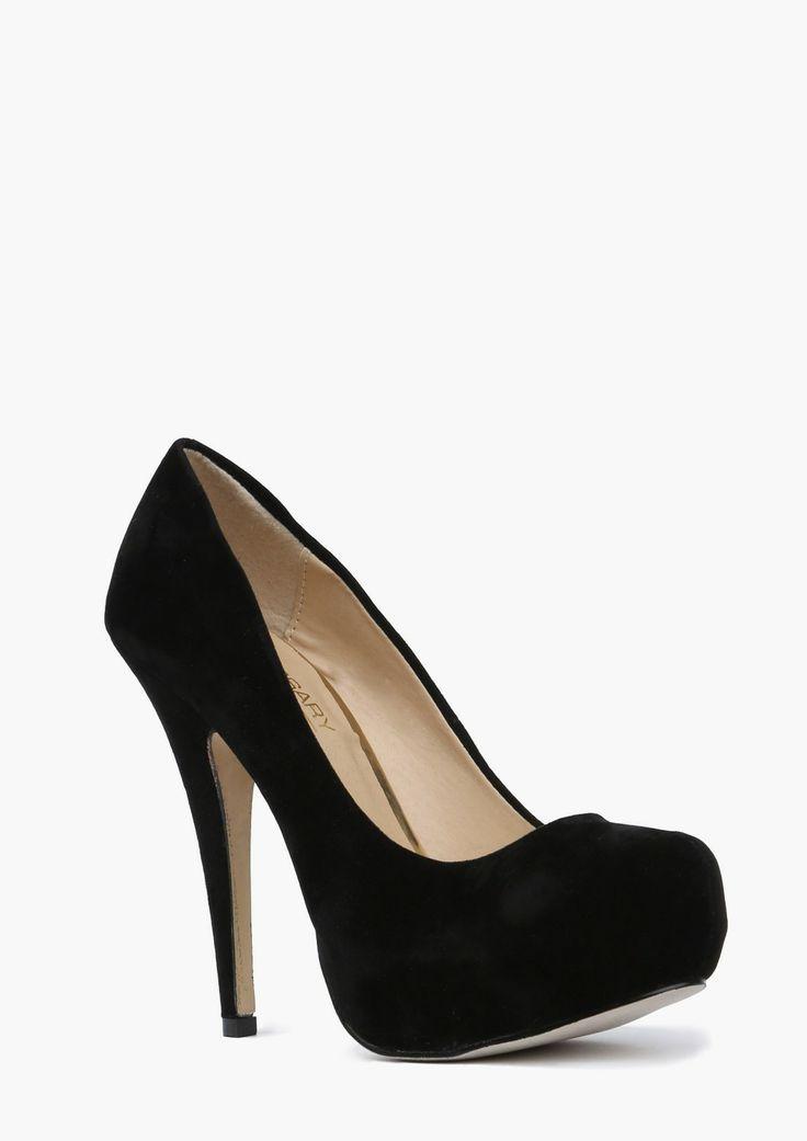 Glenda Pumps - Black these are super cute!