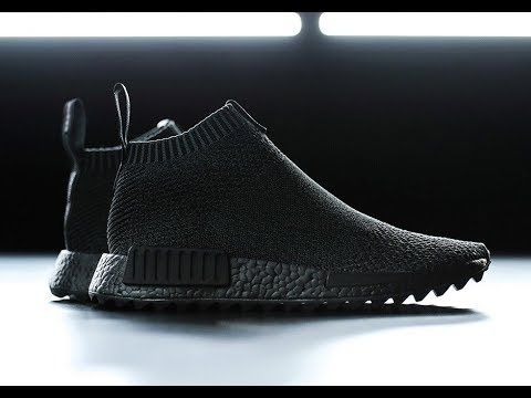 ADIDAS BY1909 NMD XR1 Primeknit black at BXSports