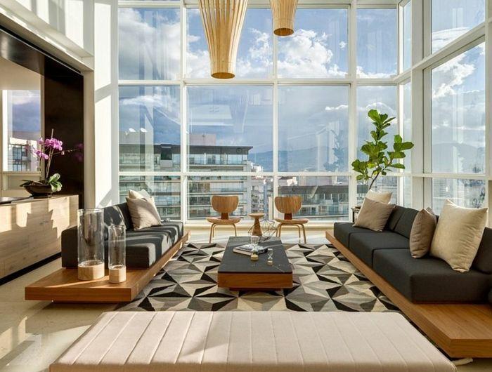 Les meubles contemporains pour le salon comment les tendances ont ils changé avec le temps archzine fr
