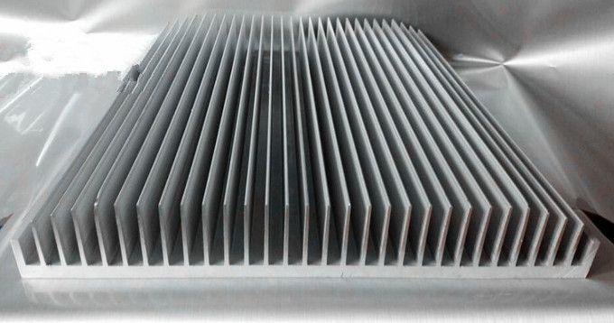 Free Ship by DHL/EMS High-power aluminum radiator width 420,high 66,length 100,Custom Heatsink 420* 66* 100mm Heatsink Cooler