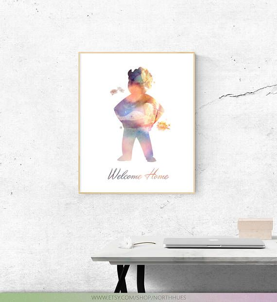 Welcome Home  Fallout 4 Inspired  Printable Digital Wall