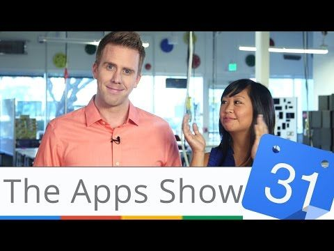 Google Keep, Tasks & Calendar | Managing Time | The Apps Show - YouTube. Published on Jan 20, 2015.