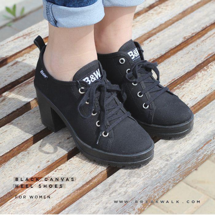 Zapatillas de Tacón de Mujer. Descúbrelas en la Tienda Online de Break&Walk