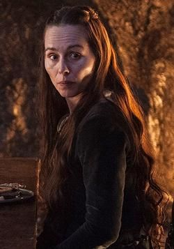 Selyse Baratheon, born into House Florent of Brightwater Keep, a noble house of the Reach and bannermen of House Tyrell. Selyse is the wife of Stannis Baratheon, the Lord of Dragonstone and claimant to the Iron Throne. They have a single daughter, Princess Shireen Baratheon. The rest of Selyse and Stannis' offspring, Petyr, Tommard, and Edric, were all stillborn. She keeps their bodies in crystal containers filled with chemicals in her chambers.