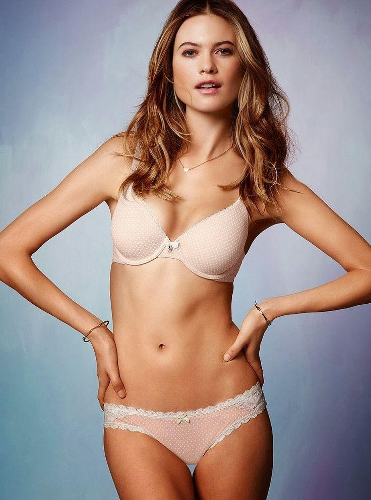 Hollywood News: Behati Prinsloo for Victoria's Secret Lingerie, De...