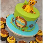 Fiesta para niño con tema de la guarida del león -