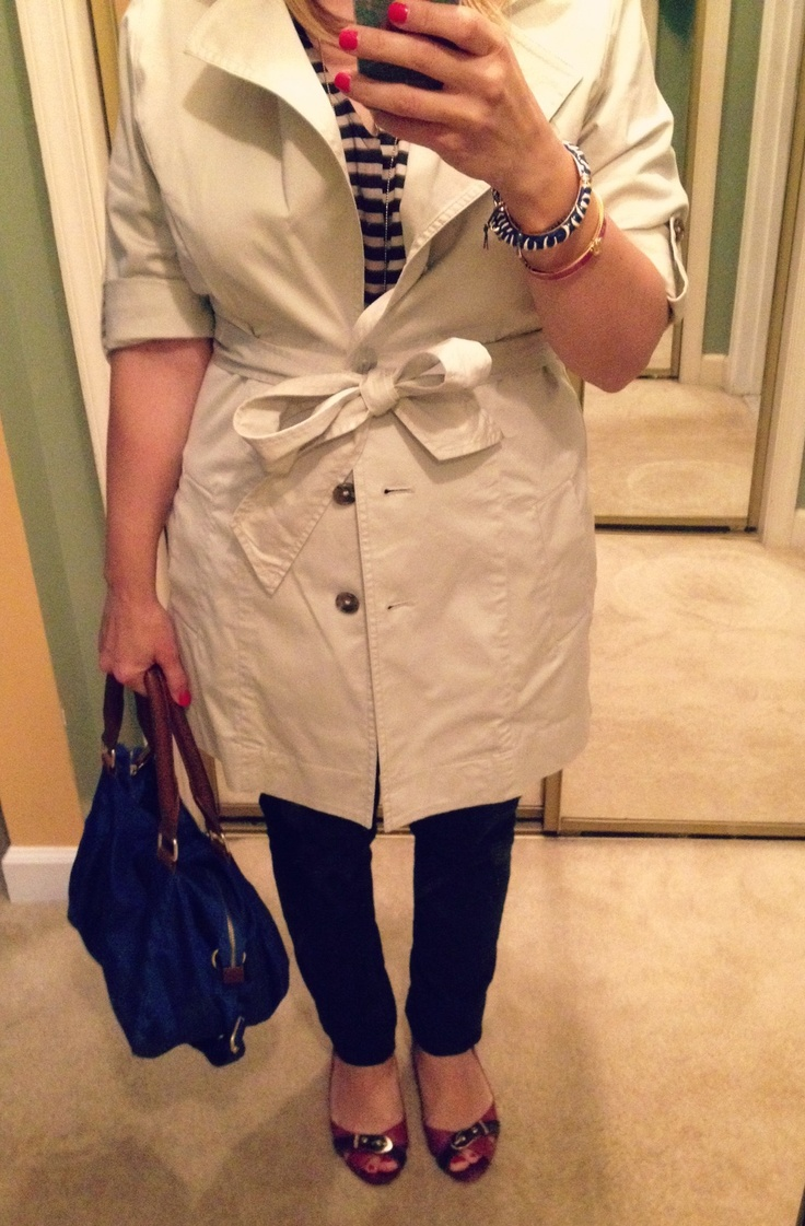CAbi Trench - perfect for fall
