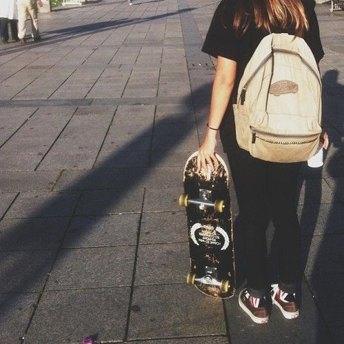 Tumblr Skater Girl Quotes | www.imgkid.com - The Image Kid ...