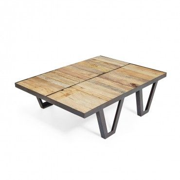 URBN 2.0 Reclaimed Elm Writing Table