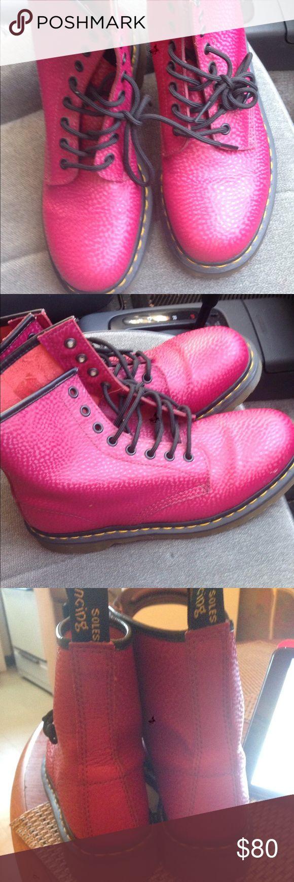 Dr Martin boots Original Dr Martin  .., American Size 10 Dr. Martens Shoes Combat & Moto Boots