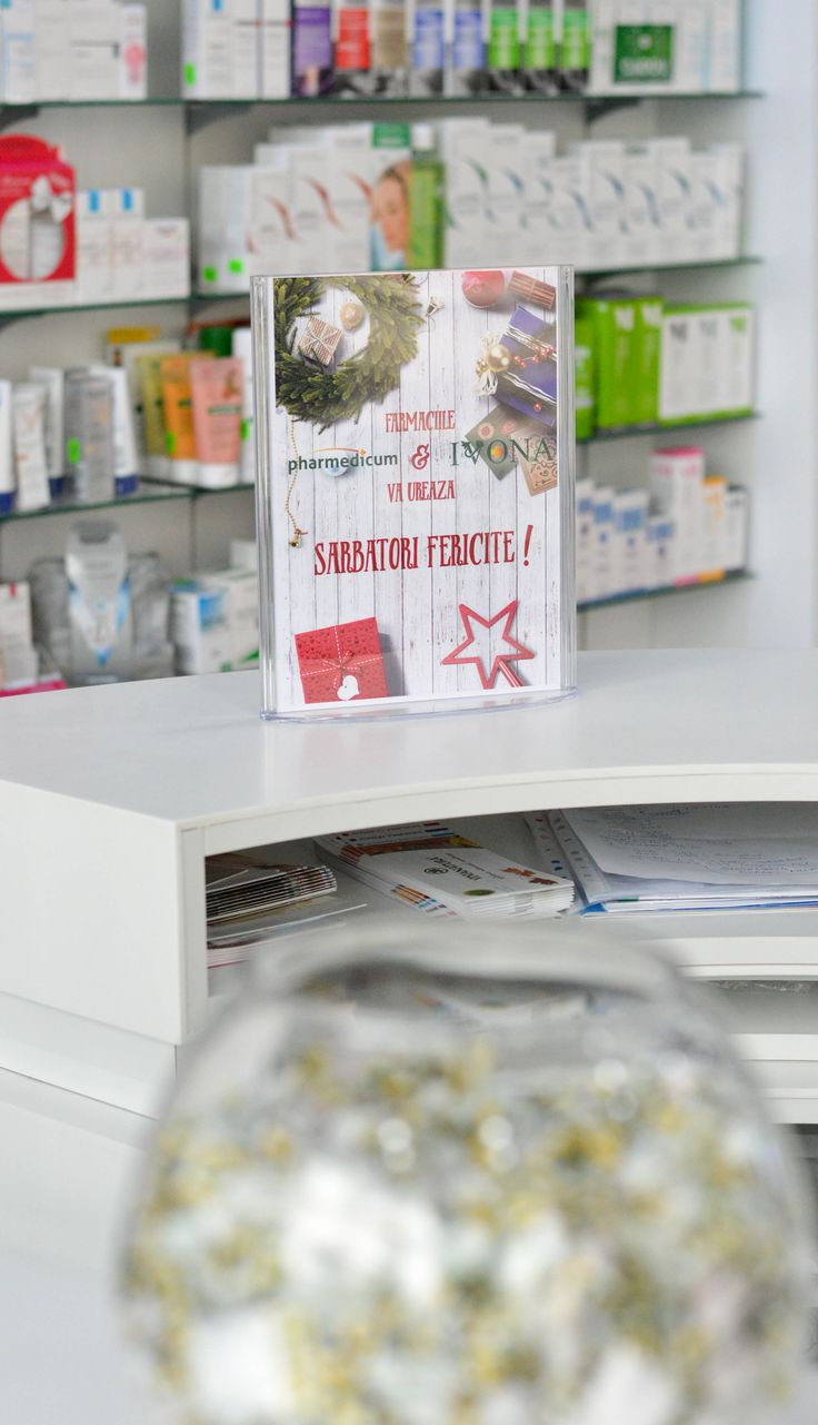 Stand Birou A4- Farmaciile Ivona si Pharmedicum