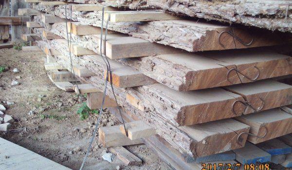 Slabs Reclaimed Lumber