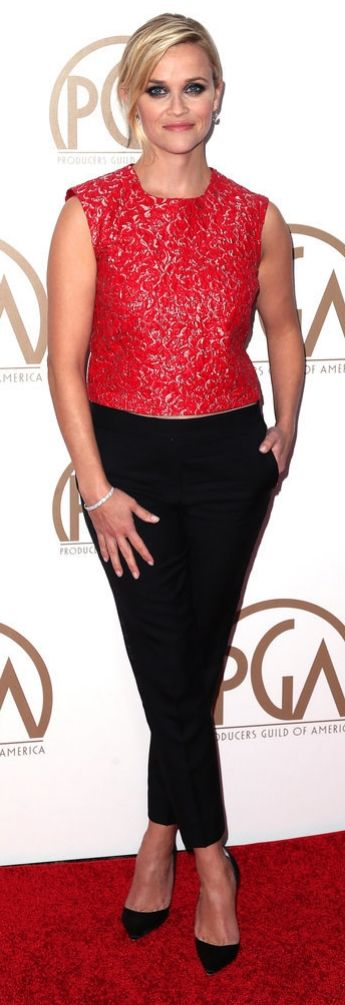 Reese Witherspoon at the Producers Guild Awards 2015