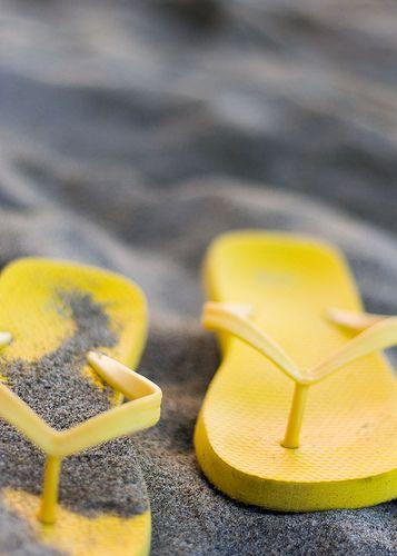 Life is Better in Flip Flops http://virginia.playbeach.tv