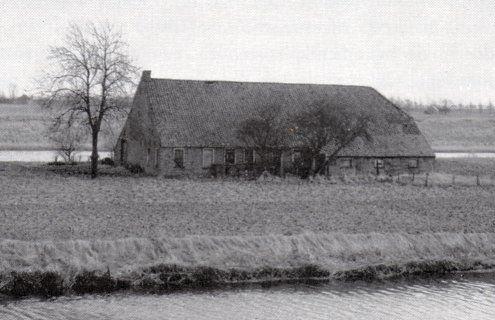 De boerderij waar Sarah en haar vriendin terecht kwamen na het ontsnappen uit het concentratiekamp.