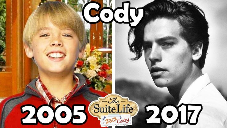 The Suite Life of Zack & Cody + The Suite Life on Deck Before and After ...
